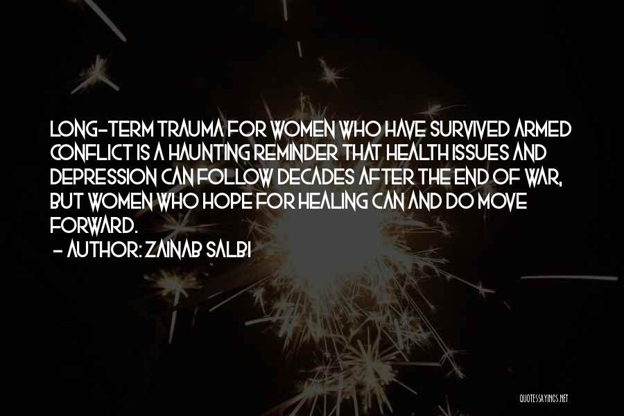 Zainab Salbi Quotes 433791
