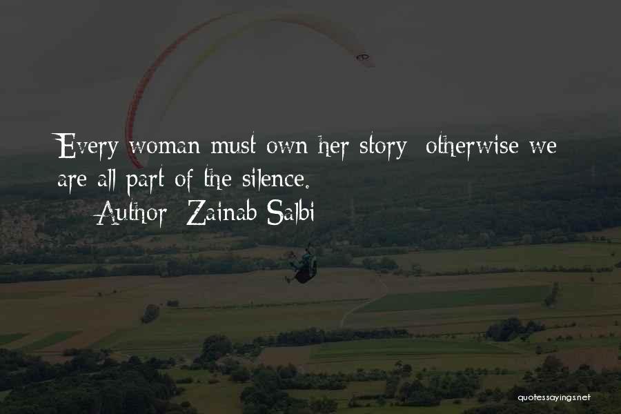 Zainab Salbi Quotes 440187