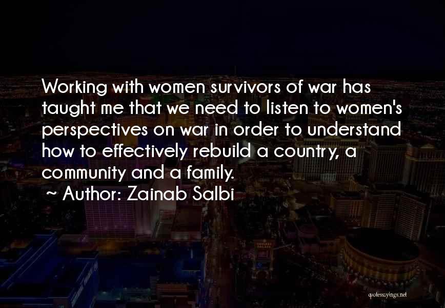 Zainab Salbi Quotes 541151