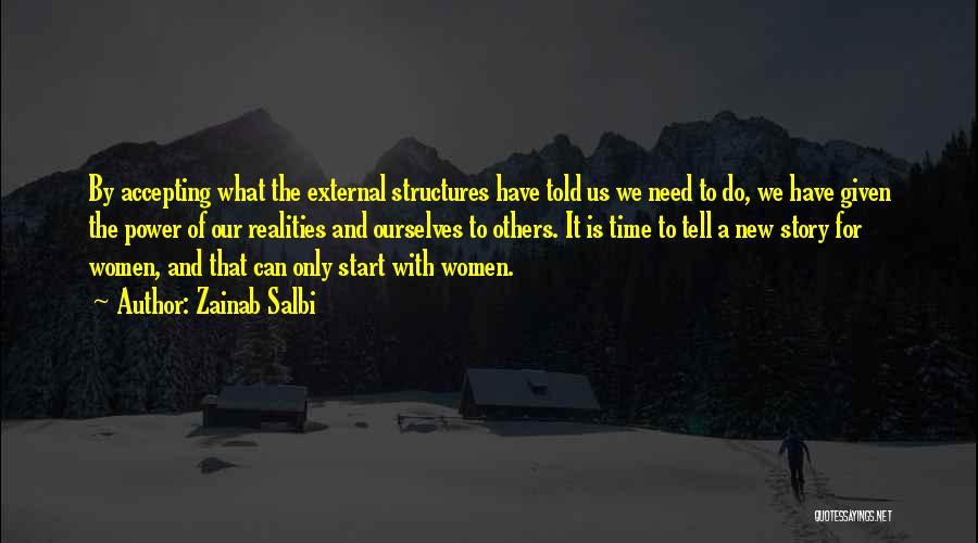 Zainab Salbi Quotes 563110