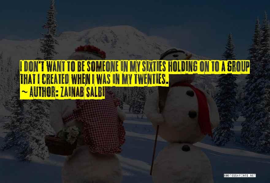 Zainab Salbi Quotes 711262