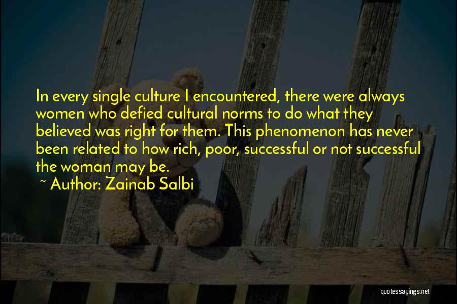 Zainab Salbi Quotes 825226