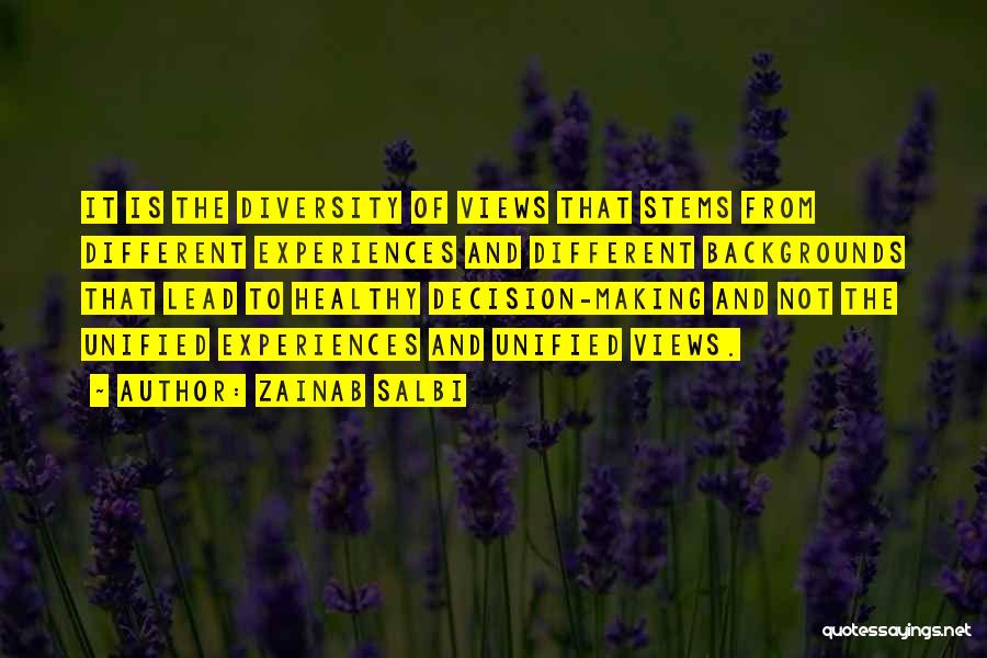 Zainab Salbi Quotes 852760