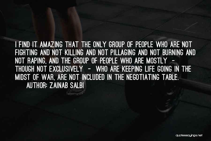 Zainab Salbi Quotes 913501