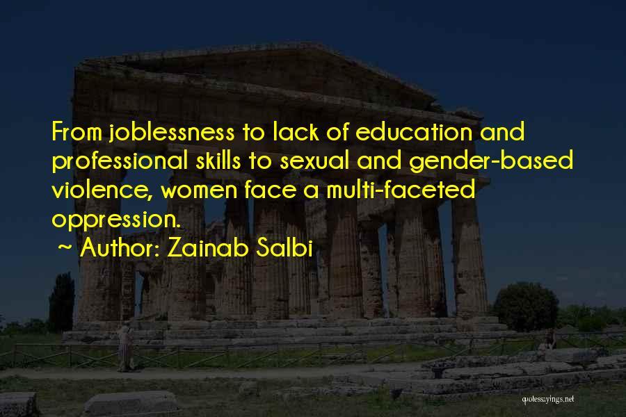 Zainab Salbi Quotes 958322