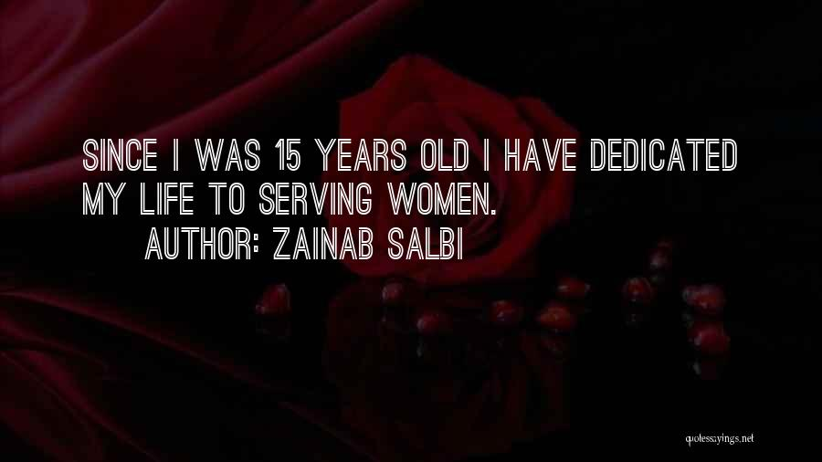 Zainab Salbi Quotes 986899