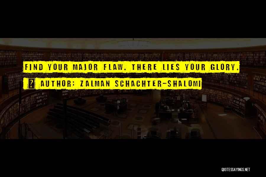Zalman Schachter-Shalomi Quotes 958727