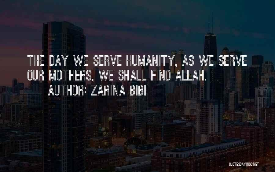 Zarina Bibi Quotes 1154849