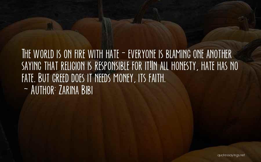 Zarina Bibi Quotes 1296639