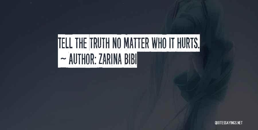 Zarina Bibi Quotes 1355729