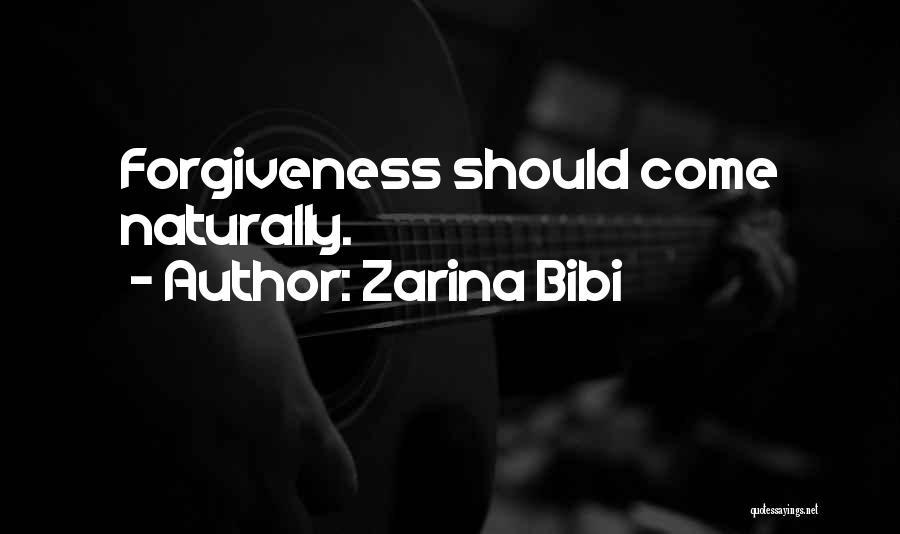 Zarina Bibi Quotes 1373889