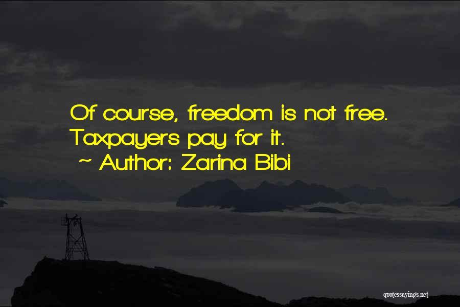 Zarina Bibi Quotes 1426078