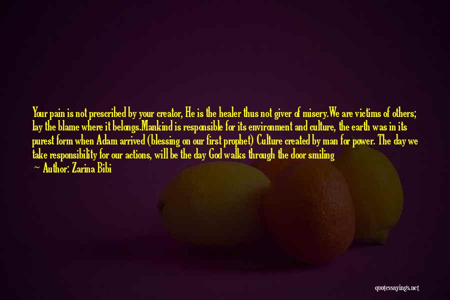 Zarina Bibi Quotes 1771734