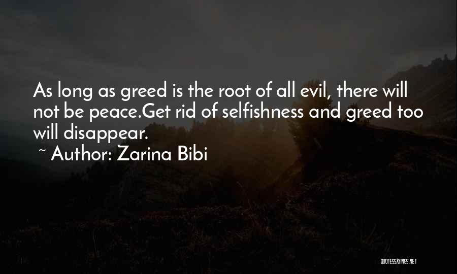 Zarina Bibi Quotes 494209