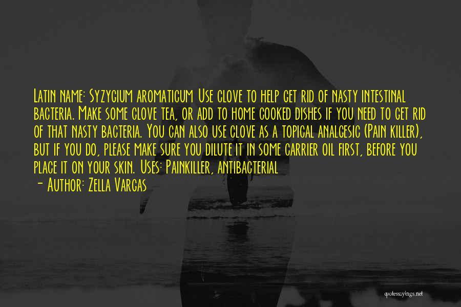 Zella Vargas Quotes 964141