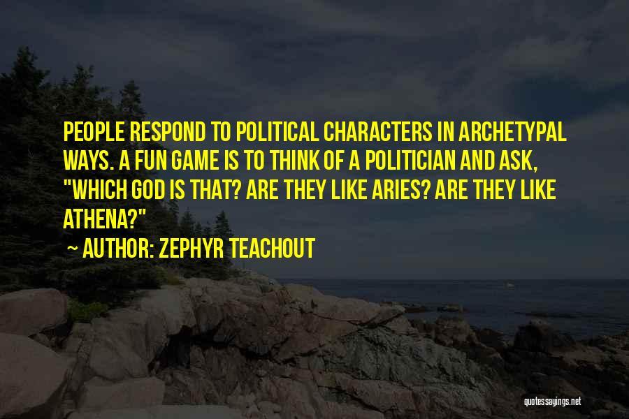 Zephyr Teachout Quotes 2001739