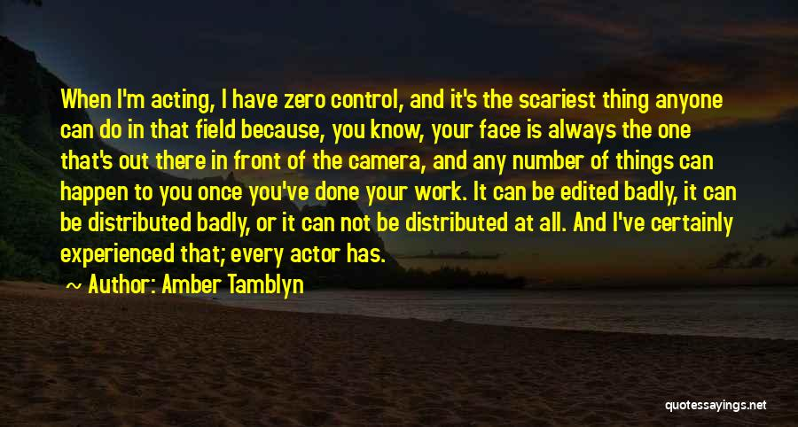 Zero The Third Quotes By Amber Tamblyn