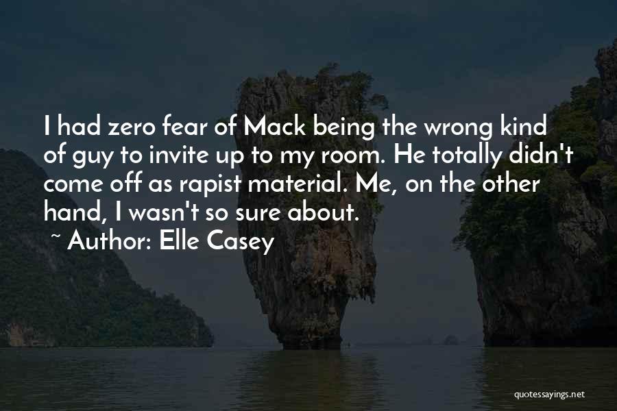 Zero The Third Quotes By Elle Casey