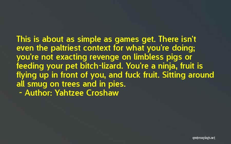 Zero The Third Quotes By Yahtzee Croshaw