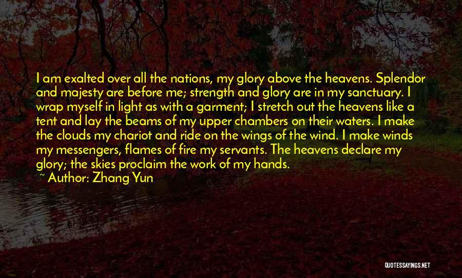 Zhang Yun Quotes 1213467