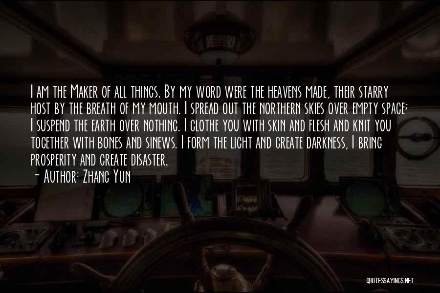 Zhang Yun Quotes 865766