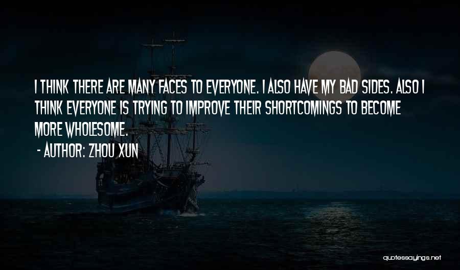 Zhou Xun Quotes 2028325