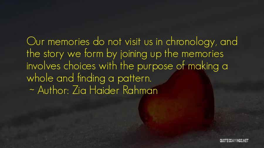Zia Haider Rahman Quotes 1351835