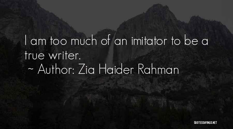 Zia Haider Rahman Quotes 1598634