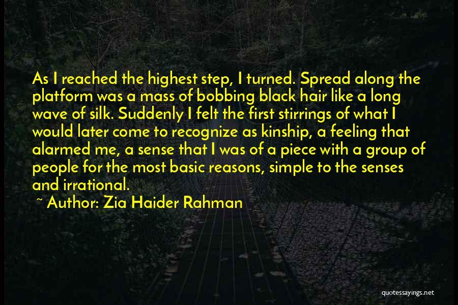 Zia Haider Rahman Quotes 175661