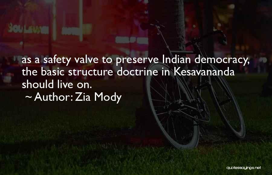 Zia Mody Quotes 983344