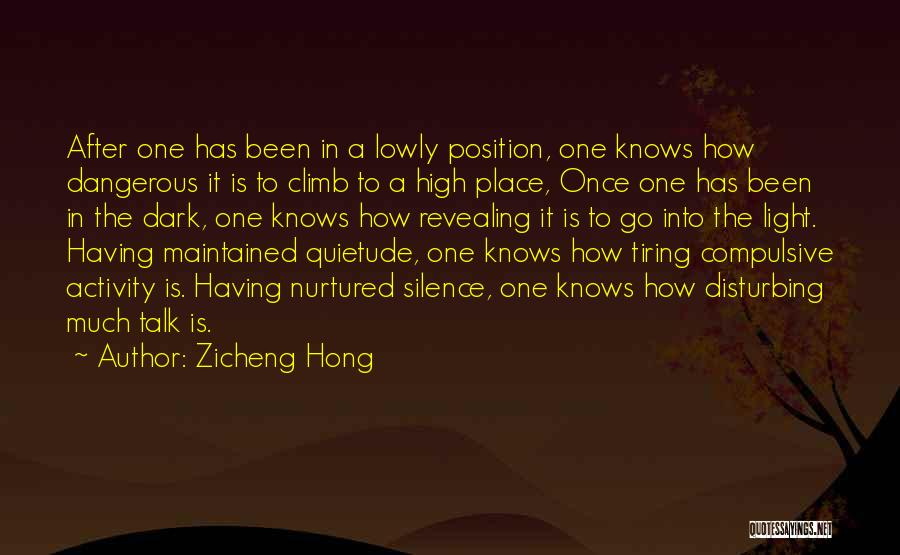 Zicheng Hong Quotes 123832