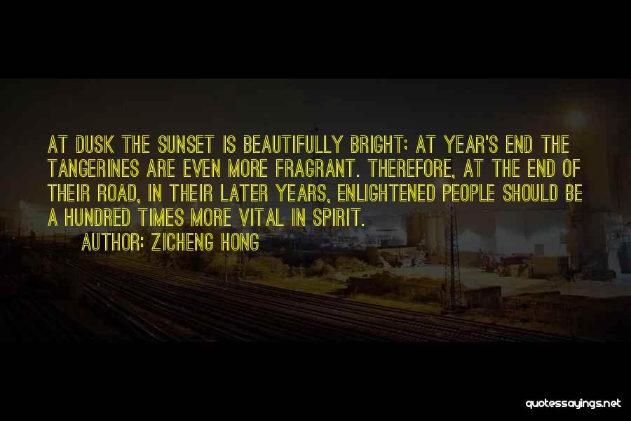 Zicheng Hong Quotes 170000