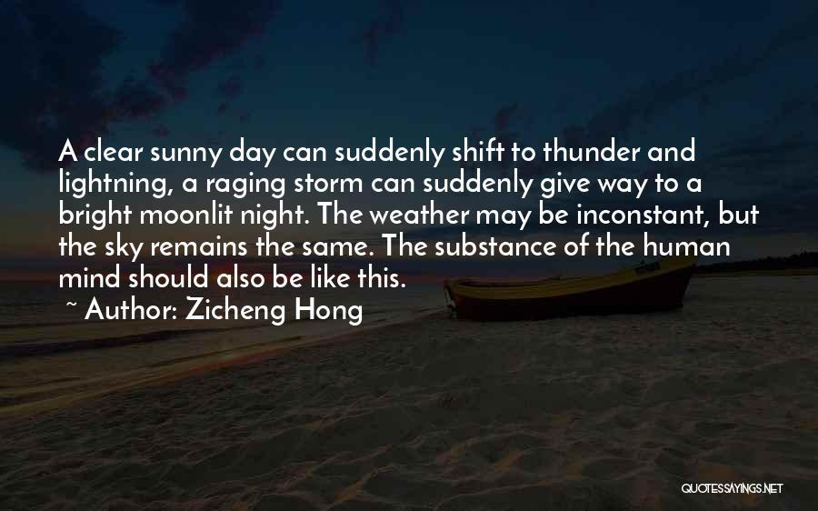 Zicheng Hong Quotes 2028447