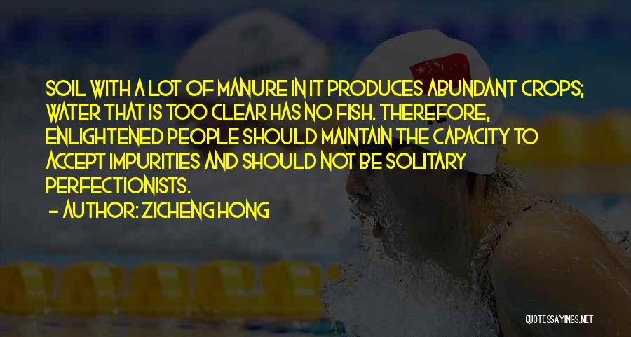 Zicheng Hong Quotes 302860