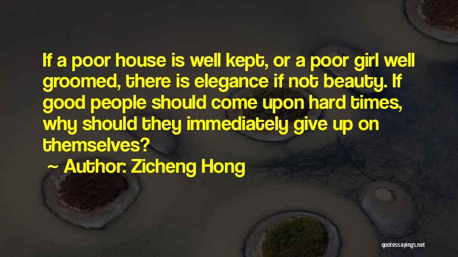 Zicheng Hong Quotes 351732