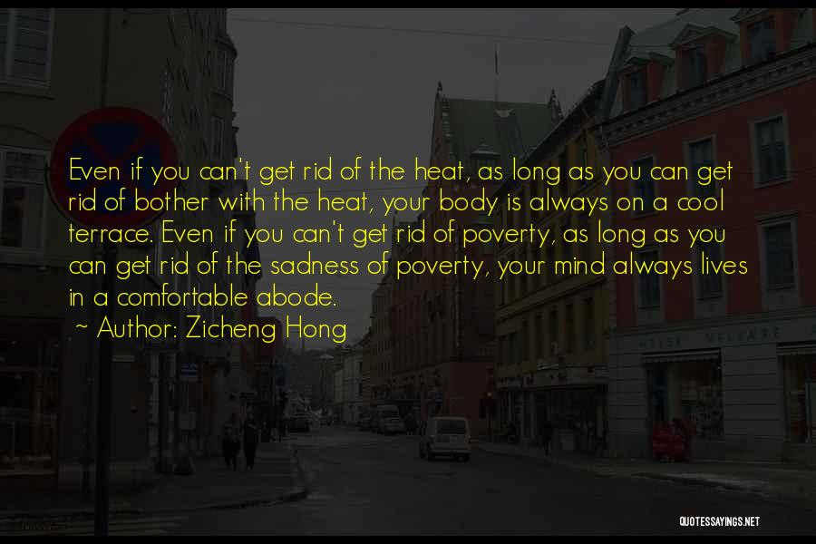 Zicheng Hong Quotes 543166