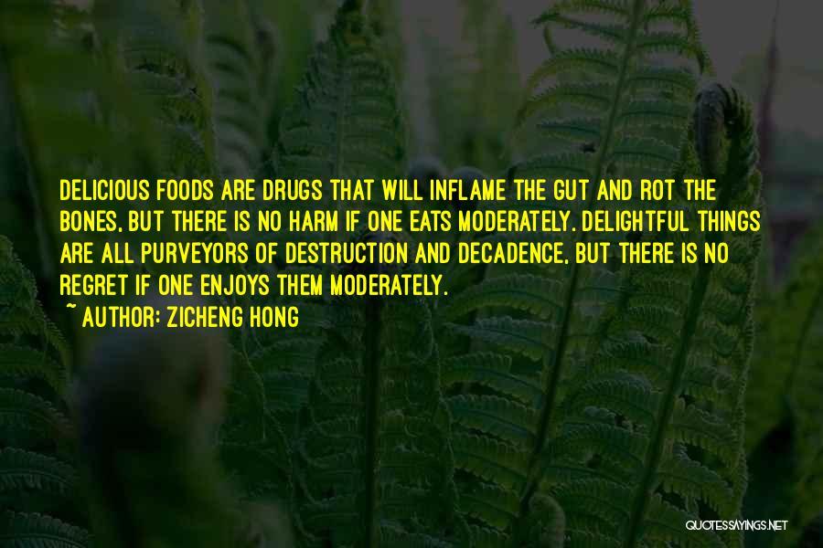 Zicheng Hong Quotes 775772