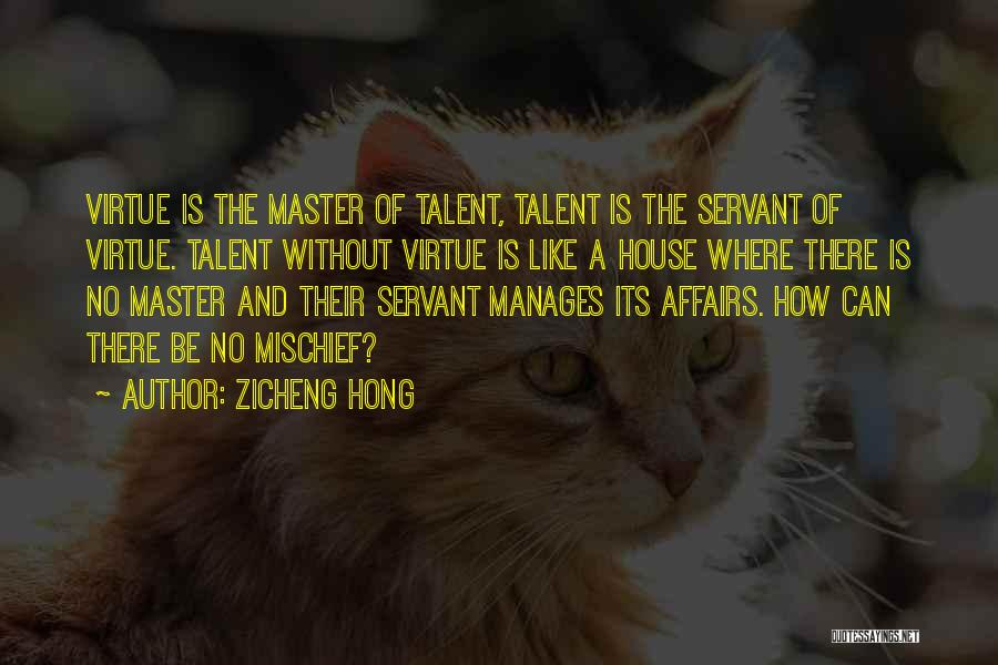 Zicheng Hong Quotes 799278