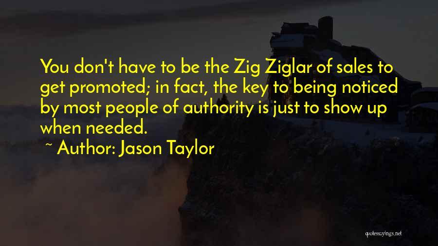 Zig Ziglar Motivational Quotes By Jason Taylor