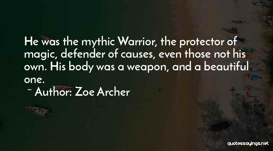 Zoe Archer Quotes 1286426