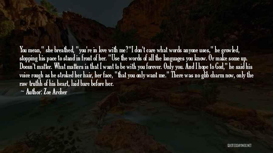 Zoe Archer Quotes 1811480