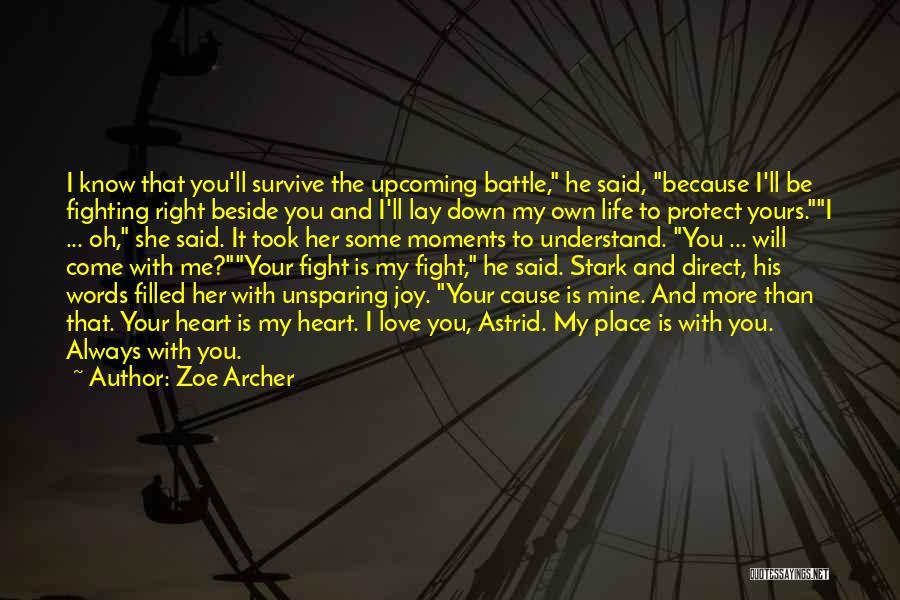 Zoe Archer Quotes 410493