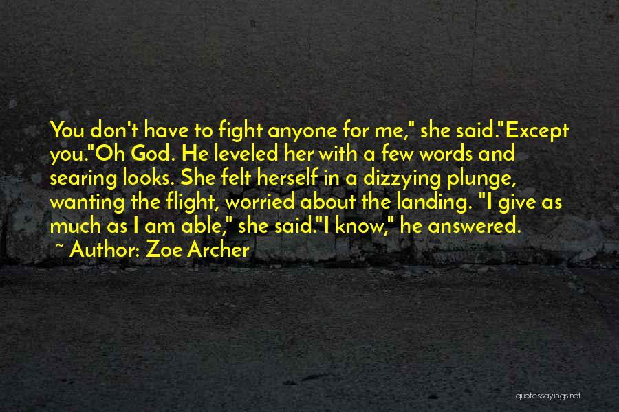 Zoe Archer Quotes 823057