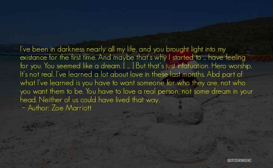 Zoe Marriott Quotes 1133249