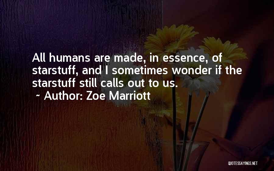 Zoe Marriott Quotes 1710740