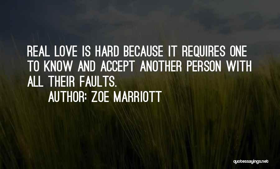 Zoe Marriott Quotes 2010882