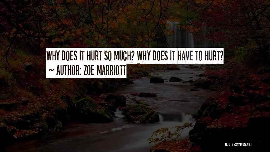 Zoe Marriott Quotes 2027476