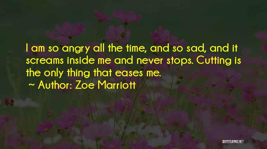 Zoe Marriott Quotes 493887