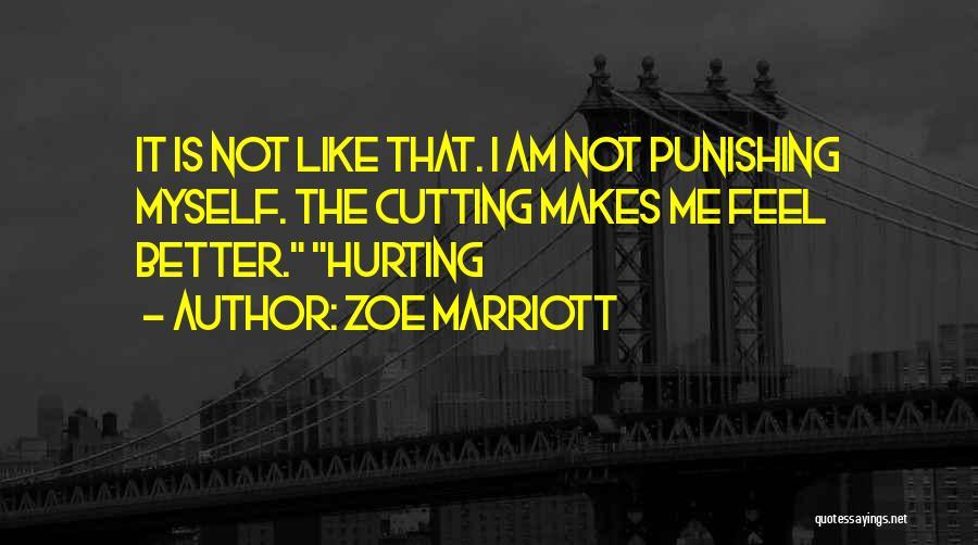 Zoe Marriott Quotes 531253