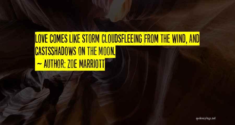 Zoe Marriott Quotes 585773